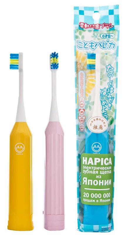 Зубная щетка для ребенка электрическая или звуковая