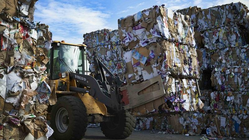 Значение переработки мусора